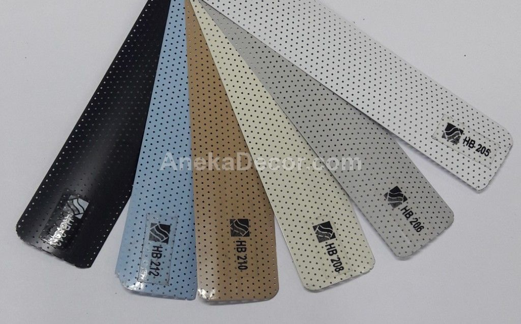 SINICHI Horizontal Blind Perforated