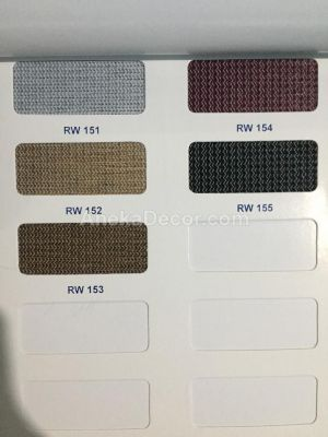 Onna Rainbow Blinds Semi Blackout 75 mm Seri RW 15