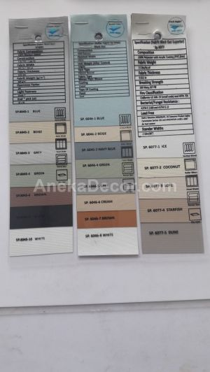 Jual roller blind sharppoint