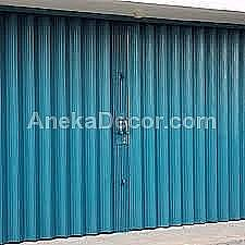 Folding Gate Besi 07 mm